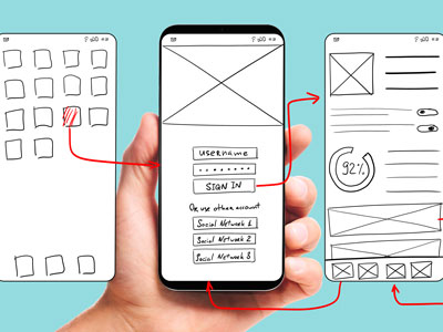 App design has never been so efficient and intuitive, with Adobe XD you will have your app prototypes ready for class, student groups, startups and beyond.